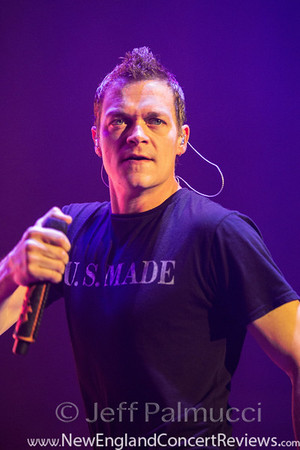 3 Doors Down At The DCU Center - Worcester