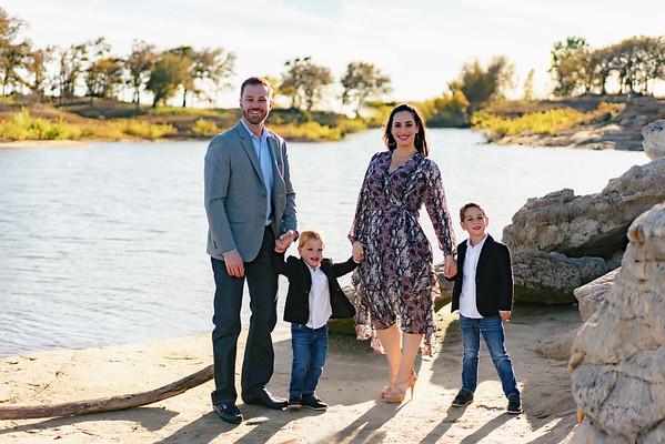 Munden Family Fall 2020