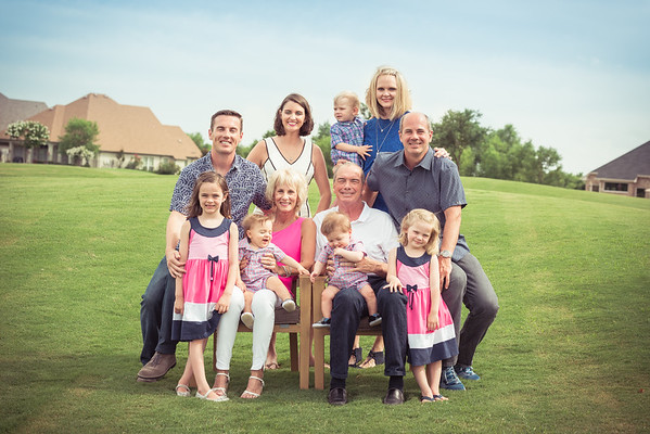 Daly Family - June 2016