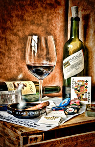 wine art and others