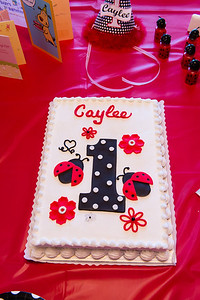 Caylee's 1st Party