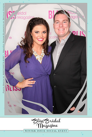 Bliss Bridal Magazine Winter Issue Social Event