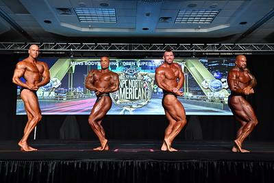 Men's Bodybuilding Open SHW