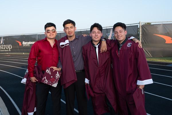 Bastrop Graduation 2018