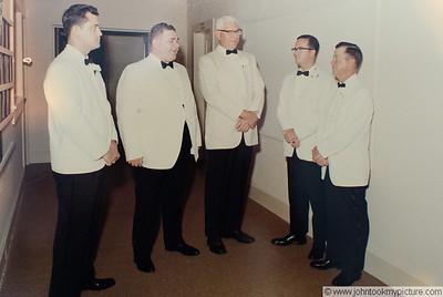 1969 06 08 David and Vicki Wedding