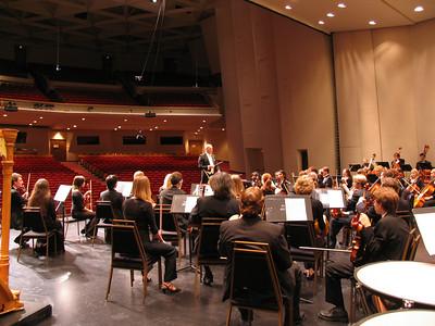 Misc. orchestra pics