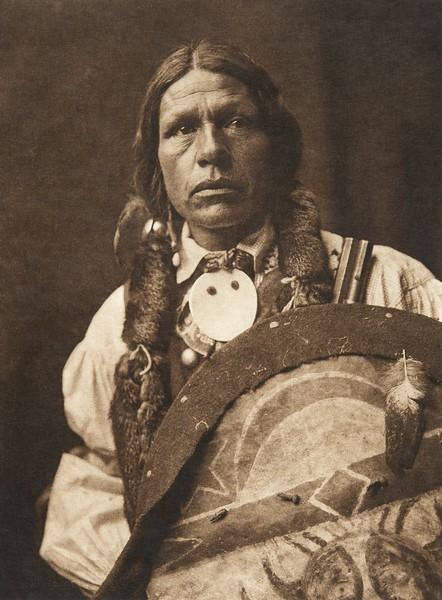 "Ko-pi - ""Buffalo Mountain"" - San Juan (The North American Indian, v. XVII. Norwood, MA, The Plimpton Press,  1926)"