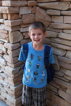 Third Grade - Aug 12