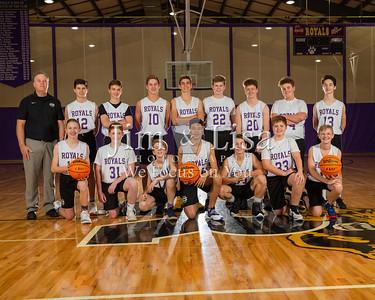 Basketball - 8th Grade Boys