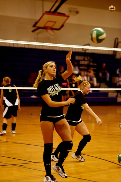 Hokes Bluff Lady Eagle Volleyball Regional Tournament - Oct 20, 2007