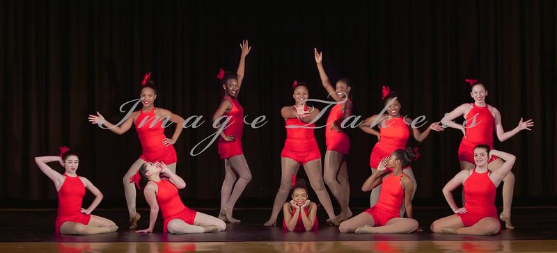 2015-2016 SK Dance Show Practice