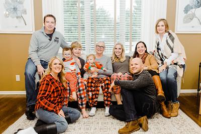 Barbara + Family