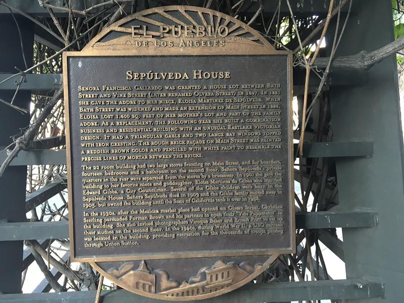 Sepúlveda House