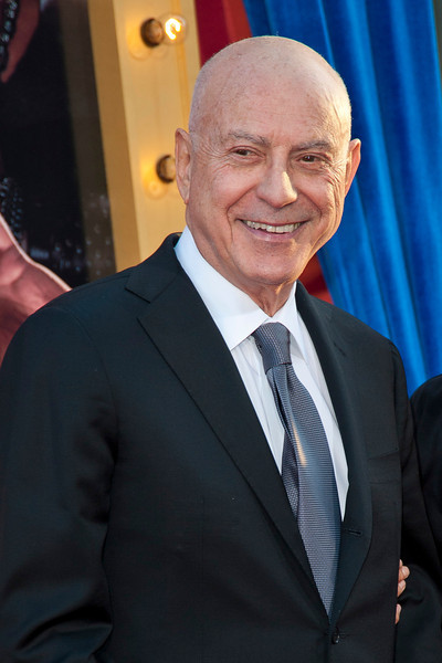HOLLYWOOD, CA - MARCH 11: Actor Alan Arkin attends the premiere of Warner Bros. Pictures' 'The Incredible Burt Wonderstone' at TCL Chinese Theatre on Monday, March 11, 2013 in Hollywood, California. (Photo by Tom Sorensen/Moovieboy Pictures)