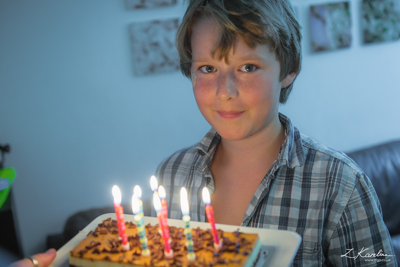 Aksels' Birthday