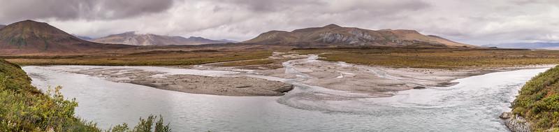 Confluence of the Noatak and Nushralutak Rivers