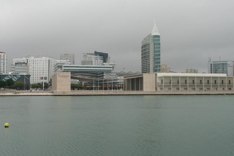 Pavilhão de Portugal. Parque das Nações, Lisbon