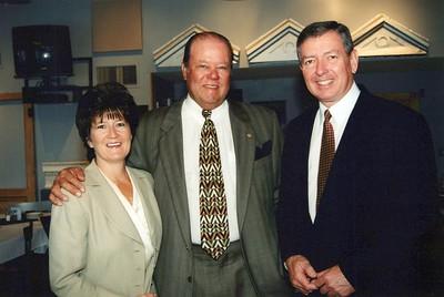8-23-1999 Se. John Ashcroft Host Committee @ Club 1201