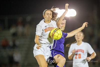 9-5-19 Minneapolis Southwest v Minneapolis Washburn Girls Soccer