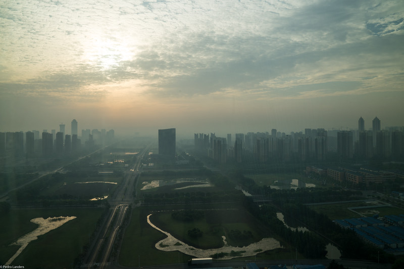 East Down Suzhou Avenue
