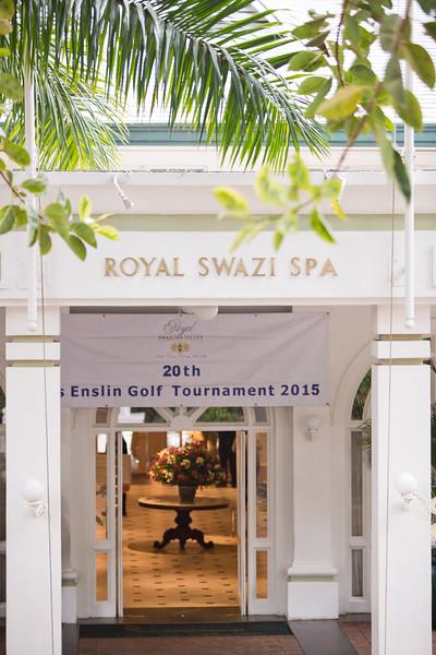 2015 Els Enslin Golf Event