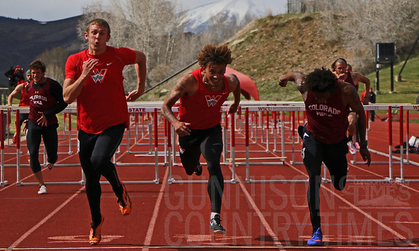 2017 WSCU/GHS Track and Field Invitational