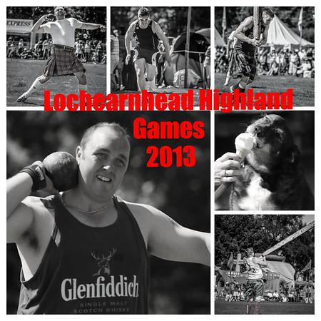The 2013 Lochearnhead Highland Games