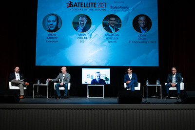 The Future of Global Satellite Connectivity