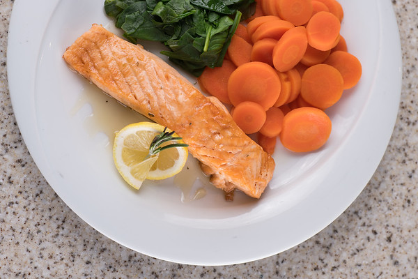 Vail Health Food Shoot