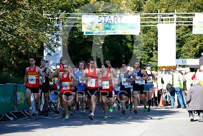 Barns Green Half Marathon 2015