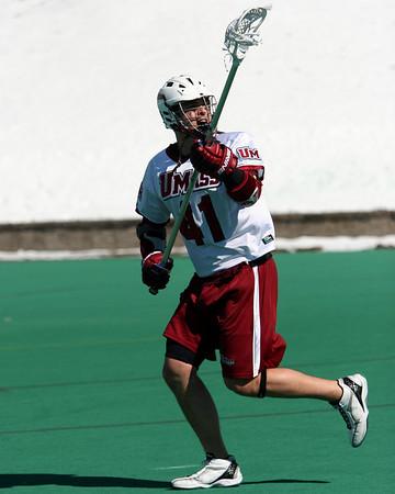 University of Massachusetts Mens Lacrosse 2005