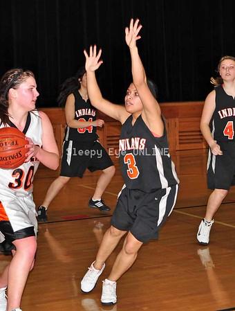 20110214 Sleepy Eye Jr. Varsity Girls Basketball