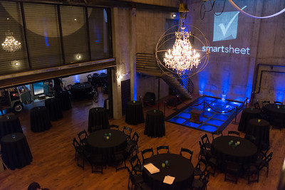 January 23, 2016 - Smartsheet Holiday Party