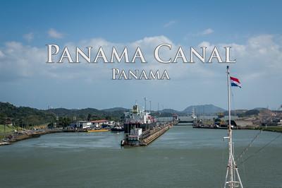 2015-01-11 - Panama Canal