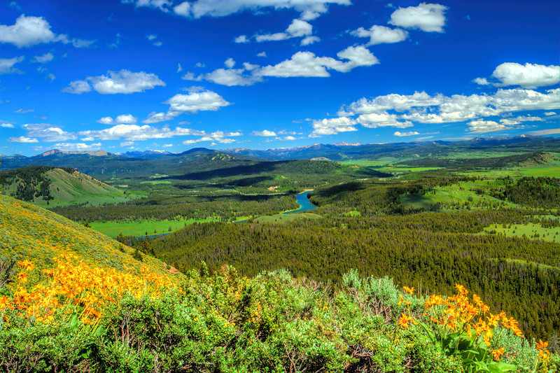 Signal Mountain Wyoming