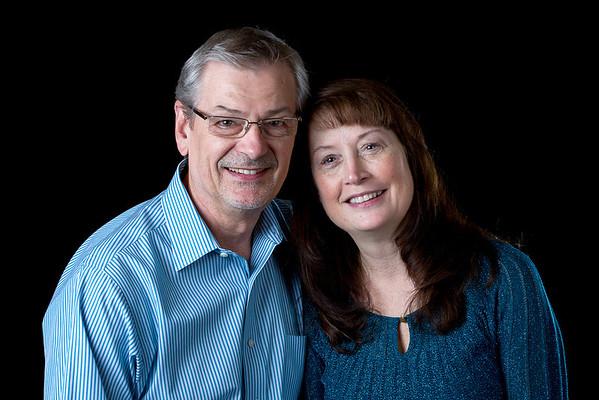 Bill and Nancy