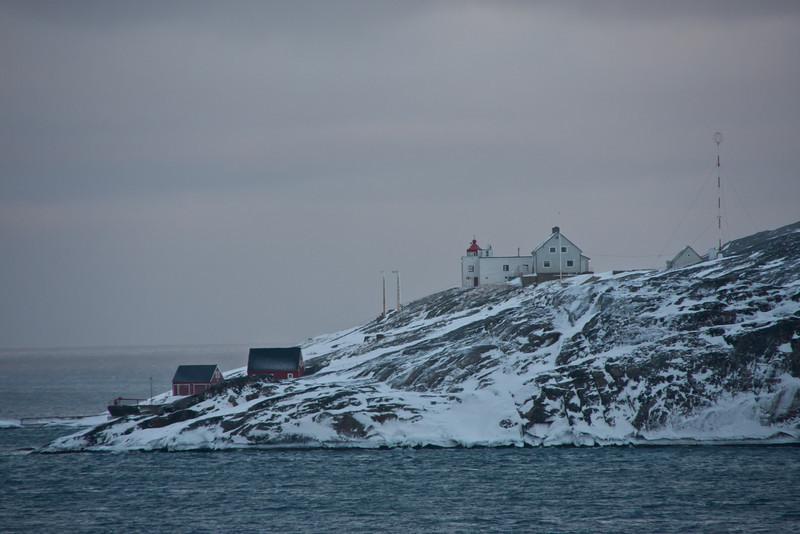 Boksfjorden Fyr