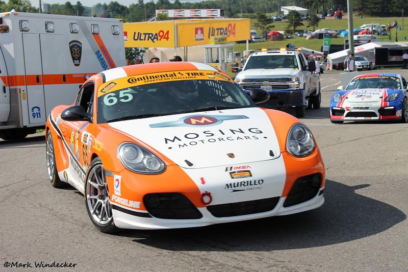 ST Murillo Racing Porsche Cayman