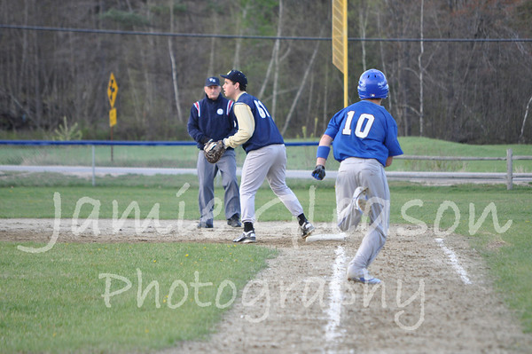 Hawks Baseball 2012