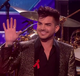 X Factor Nov 30 GIFS, Pics, NYE Show News: Queen + Adam Lambert Rock Big Ben Live
