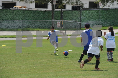 Simply Soccer Camp 8/11-8-15/2014