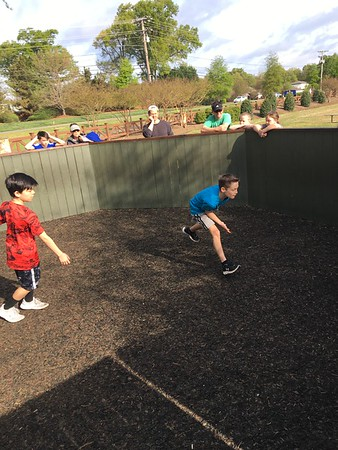 2018 Gaga Ball Tournament