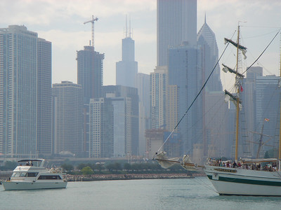 Tall Ships in Chicago 2006