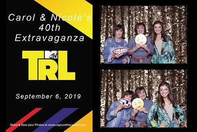 Carol and Nicole Birthday Extravaganza