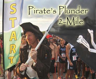 Pirates Plunder 2012