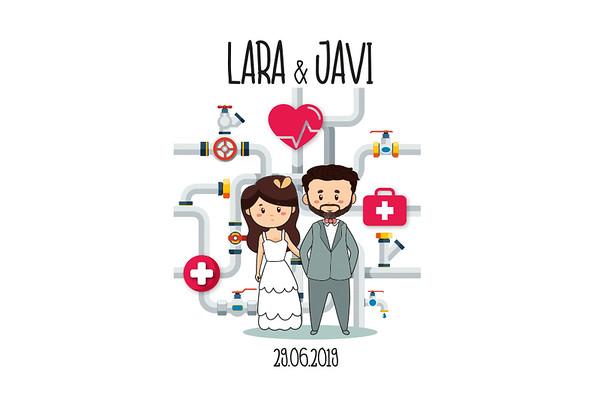 Lara & Javi - 29 junio 2019