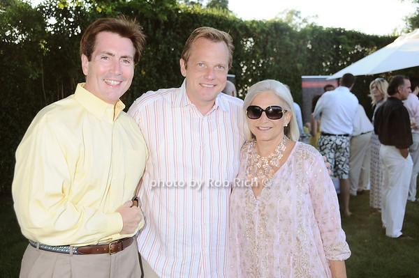 Cathy Reilly, Kevin Scherer