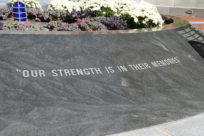 Law Enforcement Memorial Boston - 101615