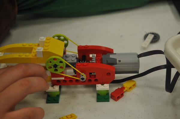 Lego Robotics 2015