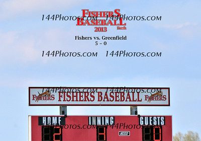 2013 FHS Baseball Freshman